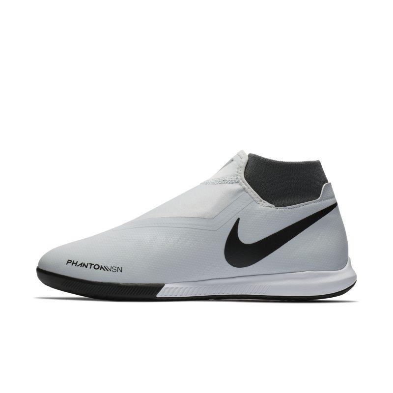 Scarpa da calcio per campo indoor/cemento Nike Phantom Vision Academy Dynamic Fit - Silver