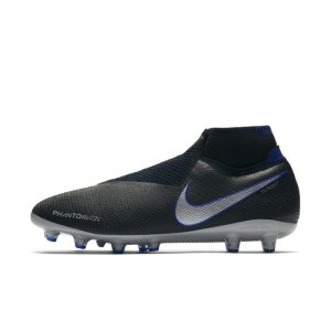 Scarpa da calcio per erba artificiale Nike Phantom Vision Elite Dynamic Fit - Nero