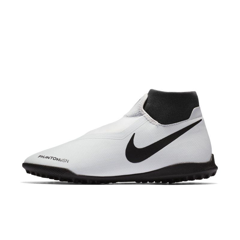 Scarpa da calcio per erba sintetica Nike Phantom Vision Academy Dynamic Fit - Silver