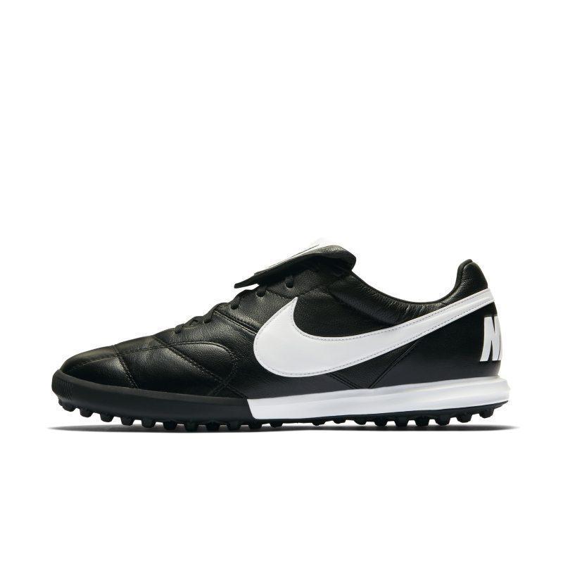 Scarpa da calcio per erba sintetica Nike Premier II - Nero