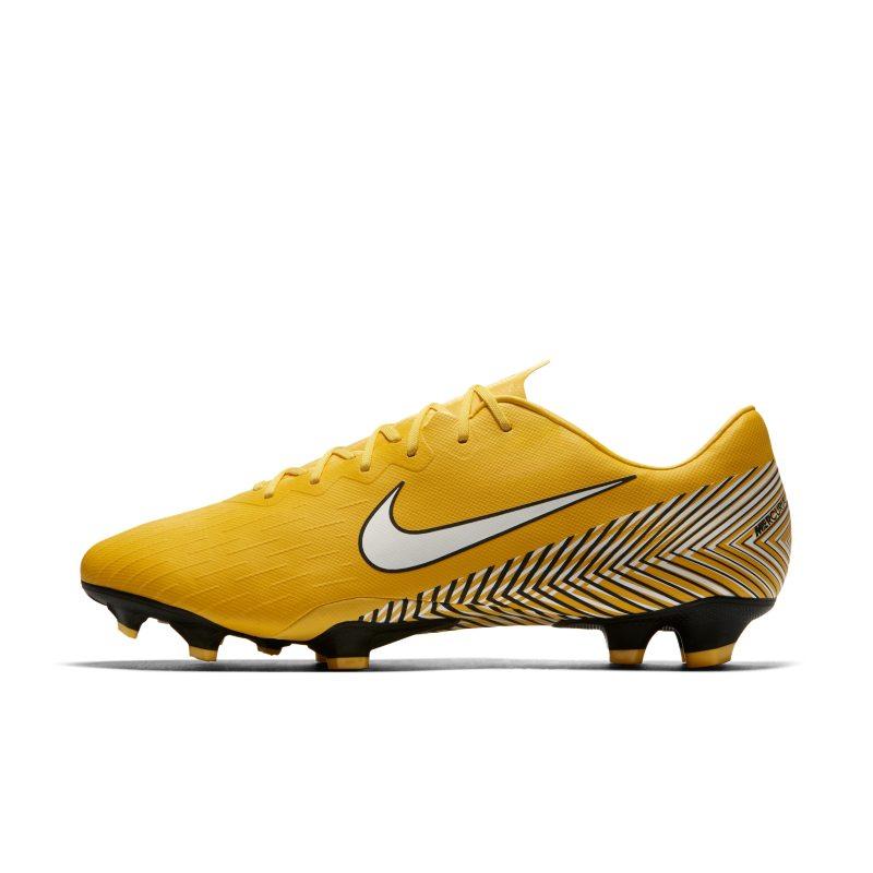 Scarpa da calcio per terreni duri Nike Mercurial Vapor XII Pro Neymar Jr - Uomo - Giallo