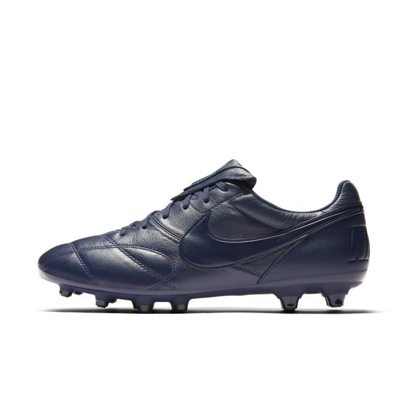 Scarpa da calcio per terreni duri Nike Premier II - Blu