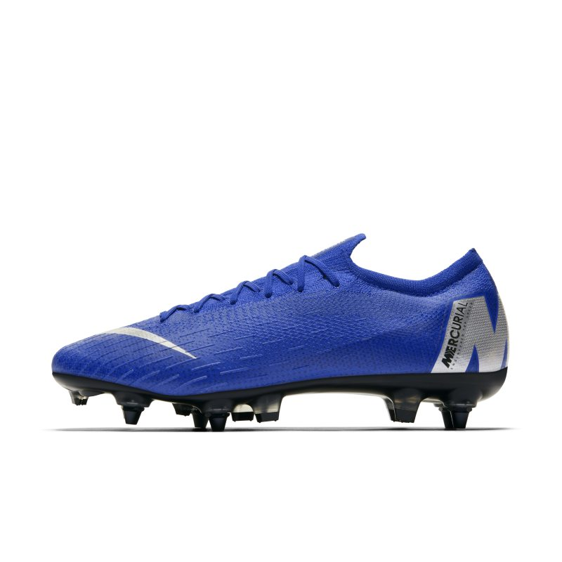 Scarpa da calcio per terreni morbidi Nike Mercurial Vapor 360 Elite SG-PRO Anti-Clog - Blu
