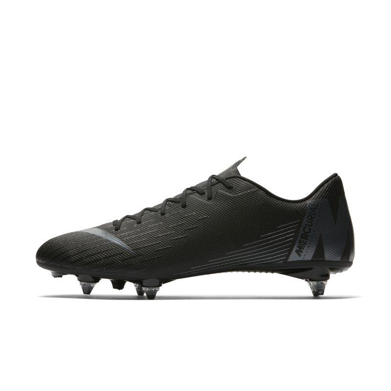 Scarpa da calcio per terreni morbidi Nike Mercurial Vapor XII Academy SG-PRO - Nero