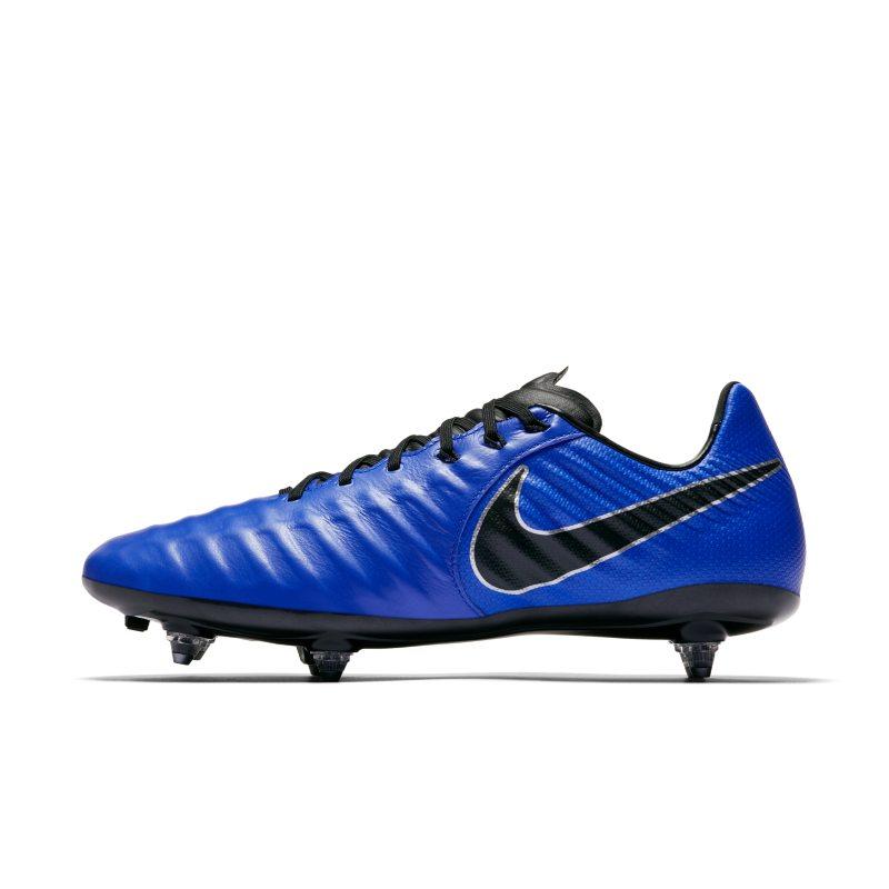 Scarpa da calcio per terreni morbidi Nike Tiempo Legend VII Pro - Blu