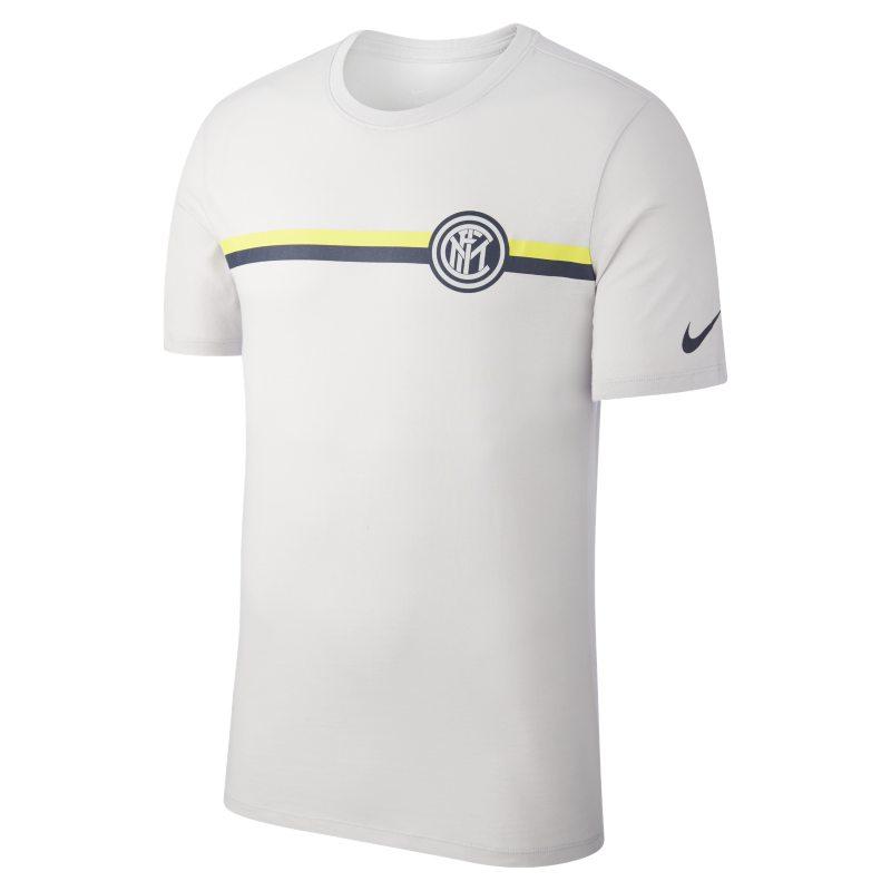 T-shirt Inter Crest - Uomo - Grigio