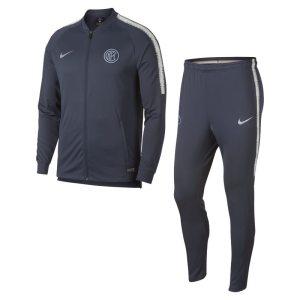 Tuta da calcio Inter Dri-FIT Squad - Uomo - Blu