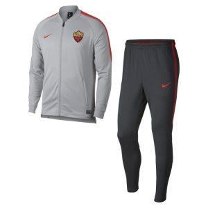 Tuta da calcio A.S. Roma Dri-FIT Squad - Uomo - Grigio