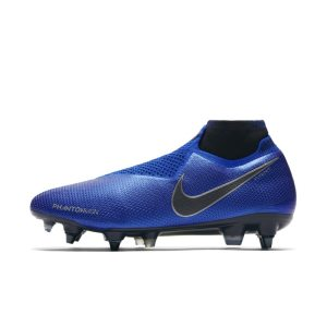 Scarpa da calcio Nike Phantom Vision Elite Dynamic Fit Anti-Clog SG-PRO - Blu