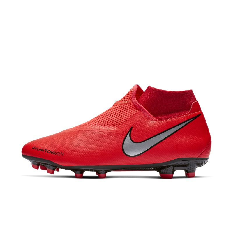 Scarpa da calcio multiterreno Nike PhantomVSN Academy Dynamic Fit Game Over MG - Red