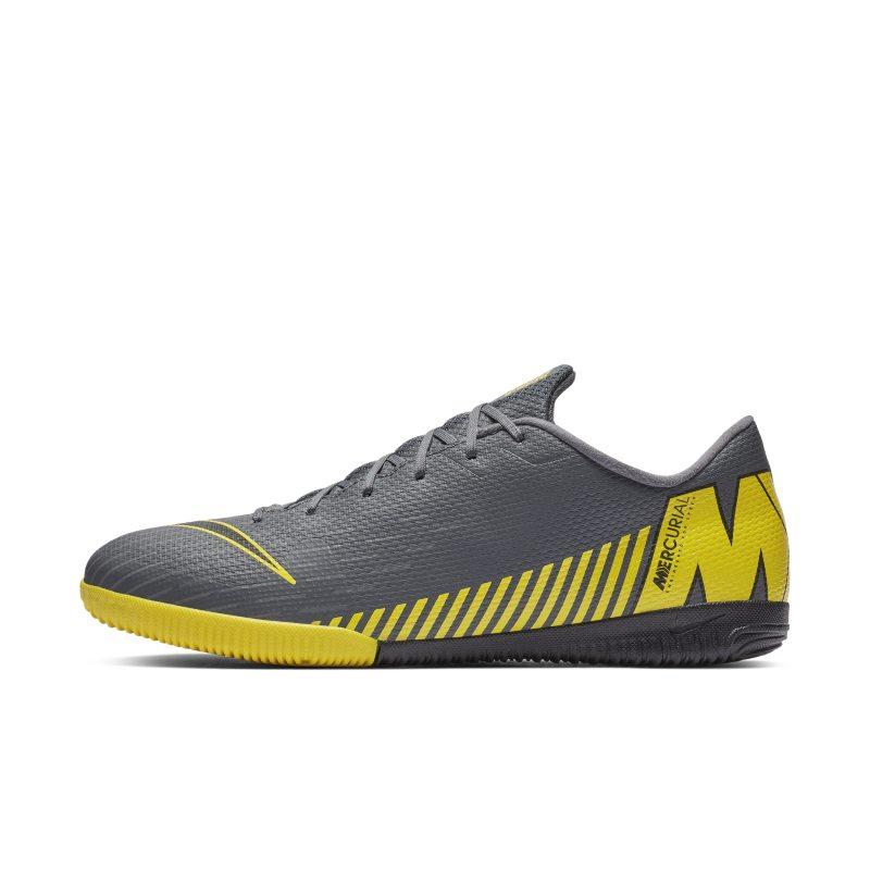 Scarpa da calcio per campo indoor/cemento Nike VaporX 12 Academy IC - Grigio