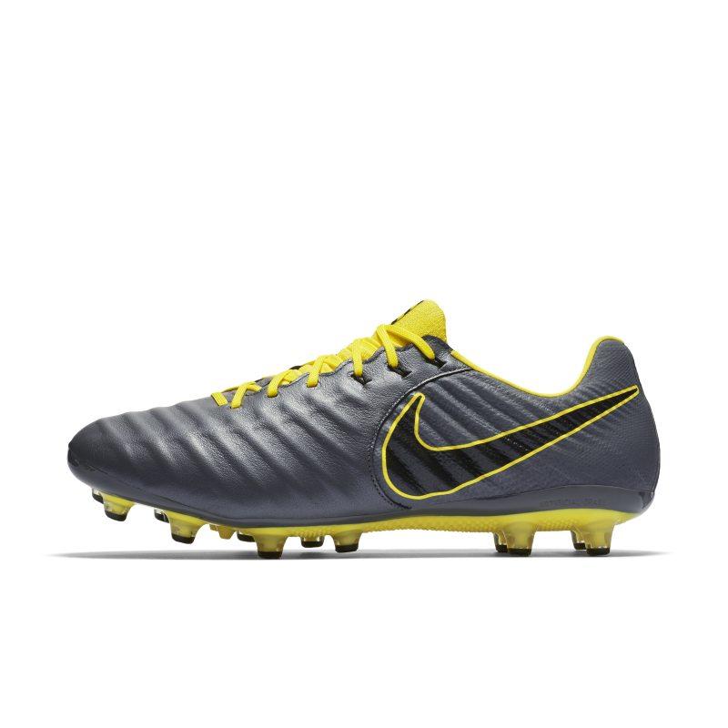 Scarpa da calcio per erba artificiale Nike Legend VII Elite AG-PRO - Grigio