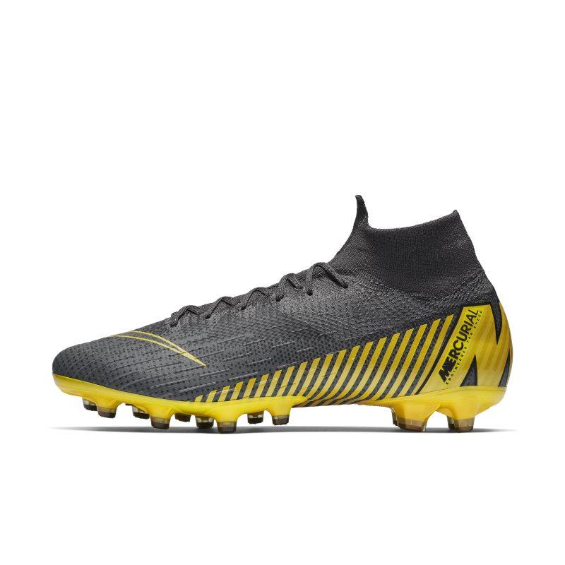 Scarpa da calcio per erba artificiale Nike Mercurial Superfly 360 Elite AG-PRO - Grigio