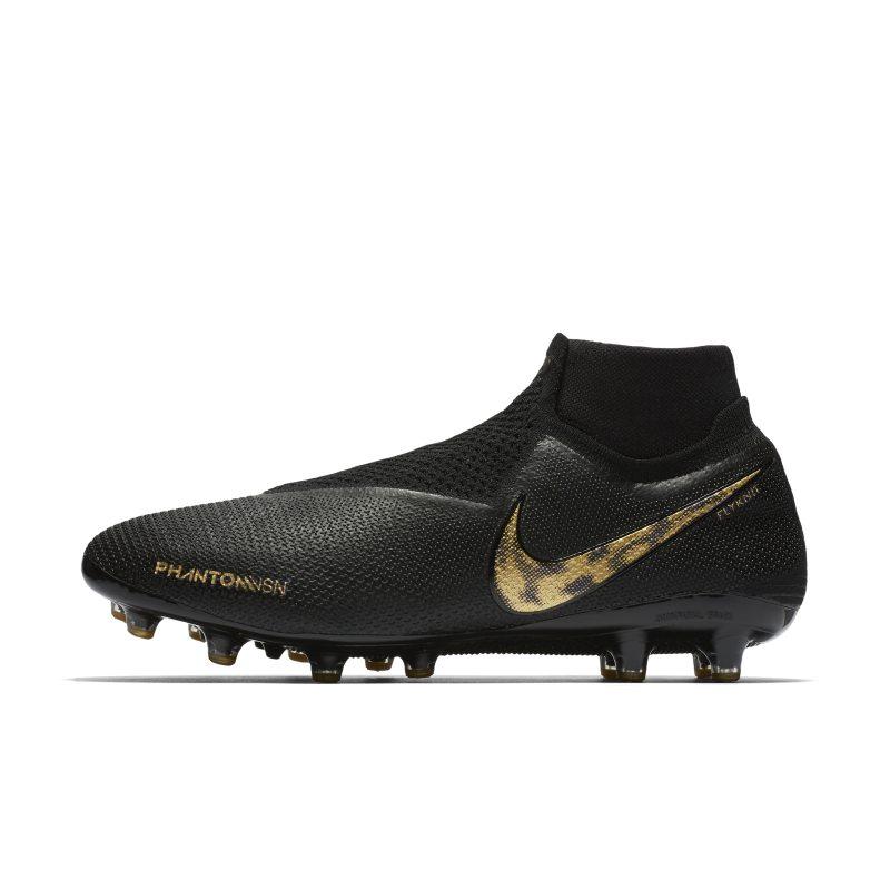 Scarpa da calcio per erba artificiale Nike Phantom Vision Elite Dynamic Fit - Nero