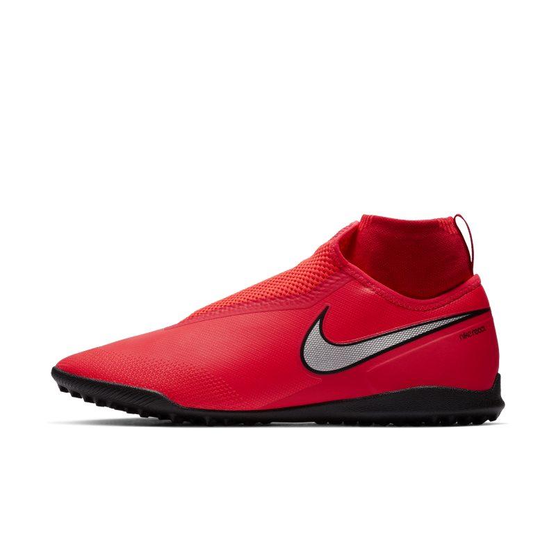 Scarpa da calcio per erba sintetica Nike React PhantomVSN Pro Dynamic Fit Game Over TF - Red