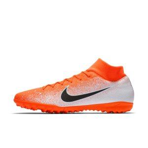 Scarpa da calcio per erba sintetica Nike SuperflyX 6 Academy TF - Arancione