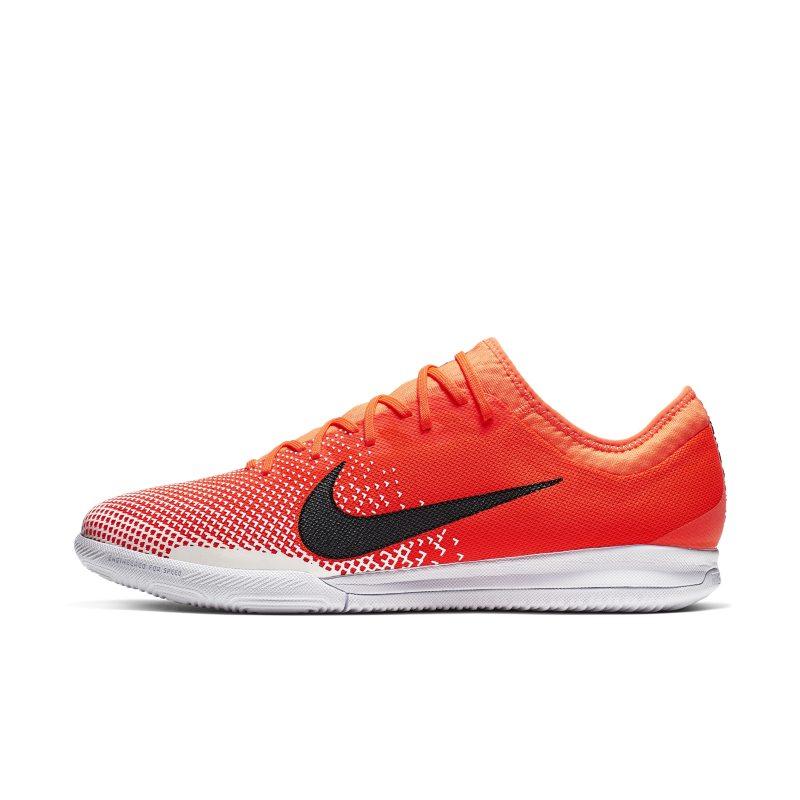 Scarpa da calcio per partite indoor Nike VaporX 12 Pro IC - Arancione