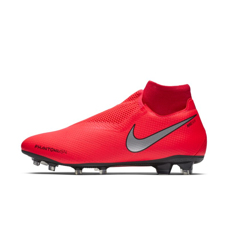Scarpa da calcio per terreni duri FG Nike PhantomVSN Pro Dynamic Fit Game Over - Red