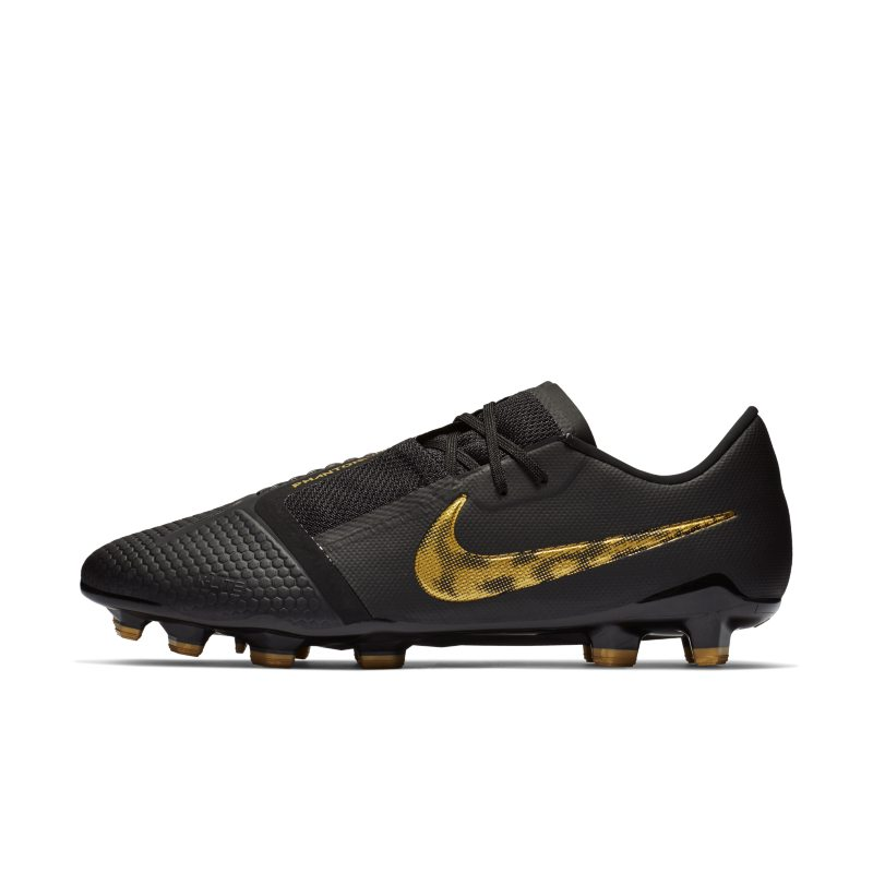 Scarpa da calcio per terreni duri Nike PhantomVNM Pro FG Game Over - Nero