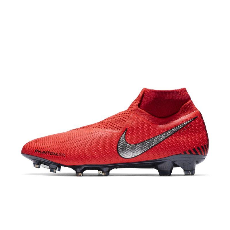 Scarpa da calcio per terreni duri Nike PhantomVSN Elite Dynamic Fit Game Over FG - Red