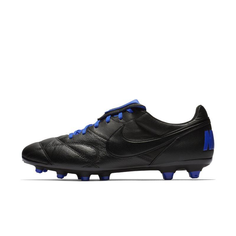 Scarpa da calcio per terreni duri Nike Premier II FG - Nero