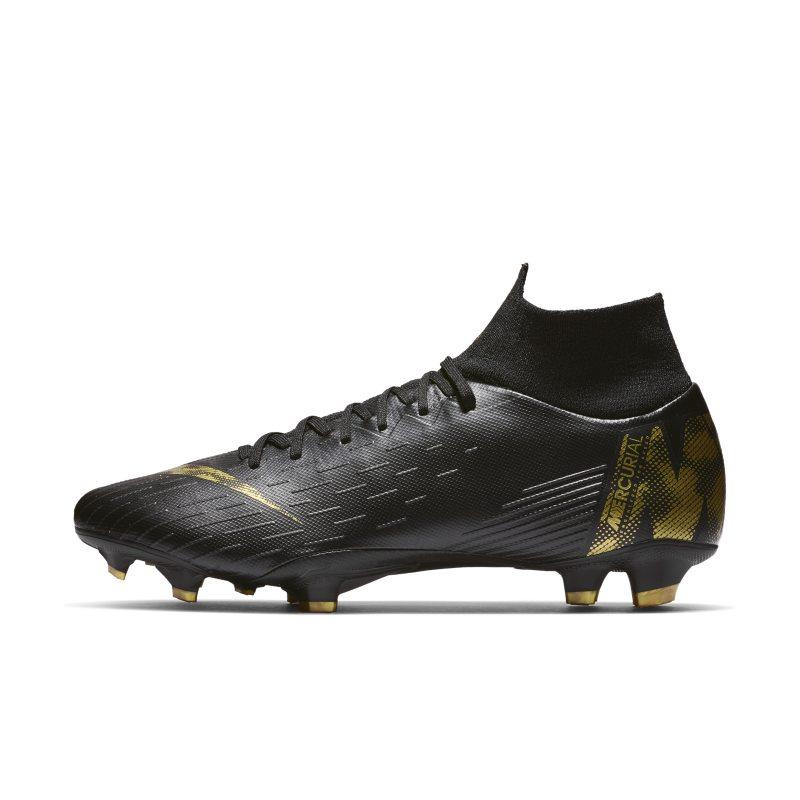 Scarpa da calcio per terreni duri Nike Superfly 6 Pro FG - Nero