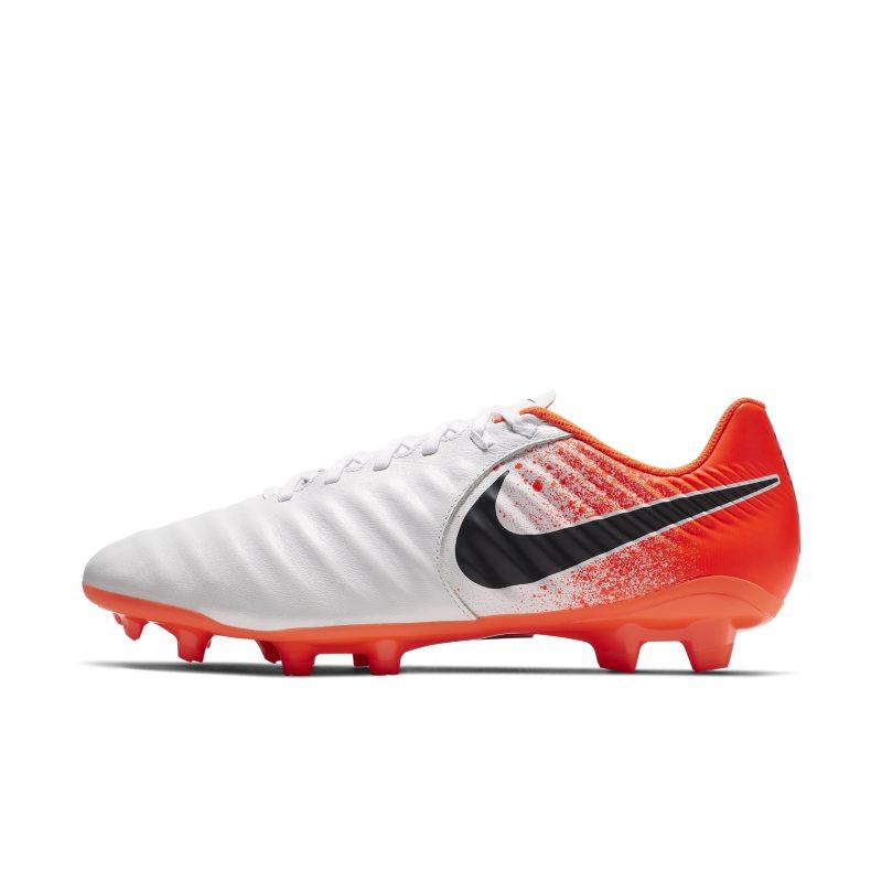 Scarpa da calcio per terreni duri Nike Tiempo Legend VII Academy - Bianco