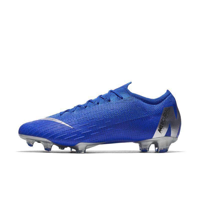 Scarpa da calcio per terreni duri Nike Vapor 12 Elite FG - Blu