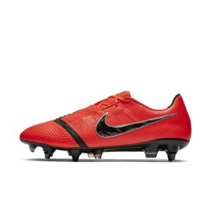 Scarpa da calcio per terreni morbidi Nike Phantom Venom Elite SG-Pro Anti-Clog Traction - Red