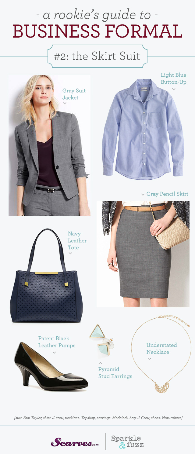 Corporate Attire Women