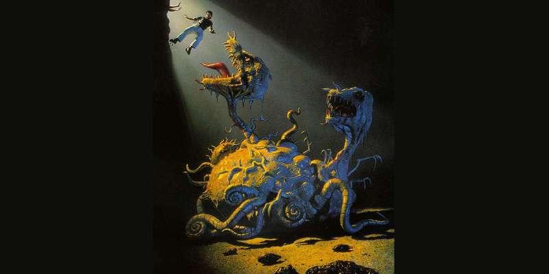 cosmic horror art