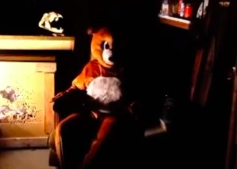 mr bear video