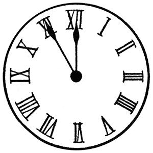 racconto su un orologio