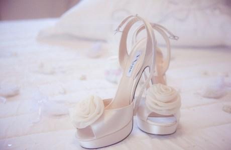 come scegliere scarpe da sposa