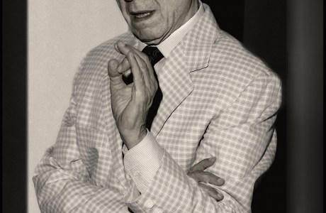 Renato Carosone - foto di Augusto De Luca