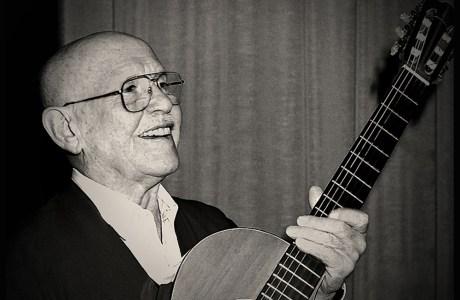 Roberto Murolo - foto di Augusto De Luca