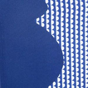 Schwangerschaftstagebuch, blau, weiß