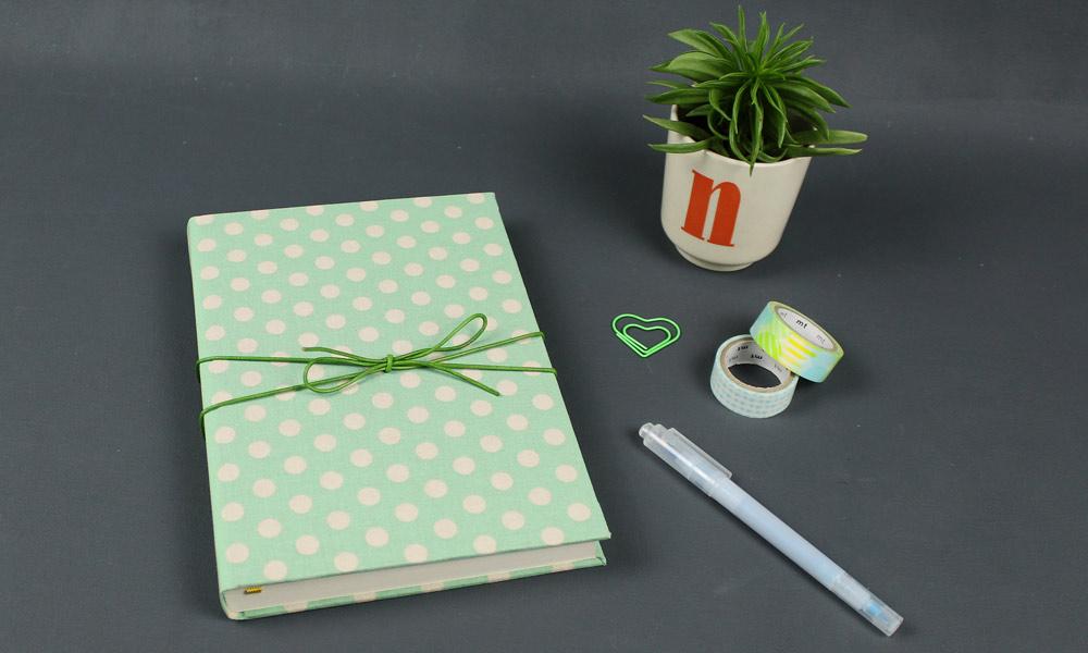 Immerwährender Kalender ewiger Kalender salbei grün