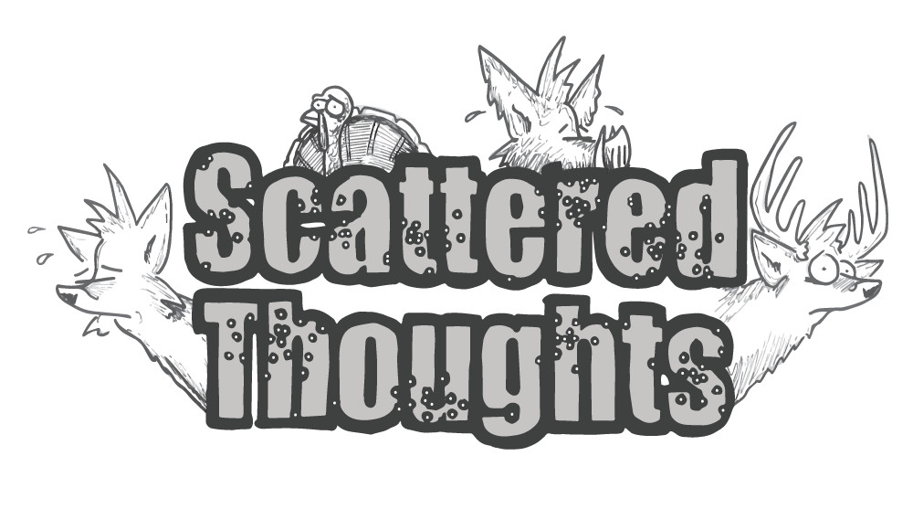 Scattered Thoughts Cartoons