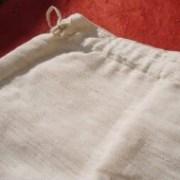 natural burial urn ashes bag cremation