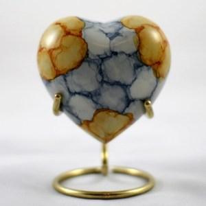 Heart Keepsake Urns