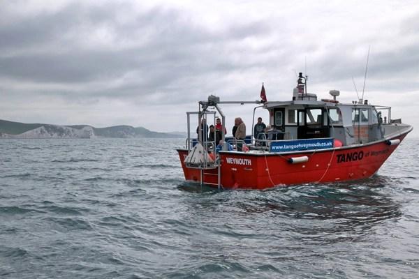 boat memorial reef