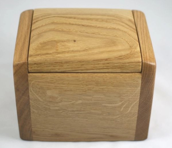 Keepsake Wooden Urn