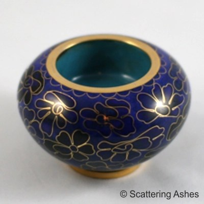 ashes cremation memorial candle holder