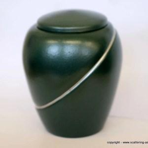 Augustus bio water urn green
