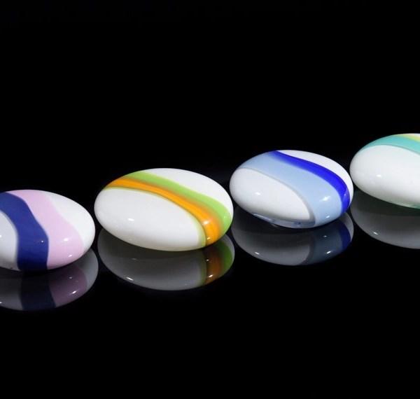 glass comfort stone