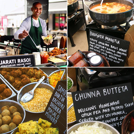 Image result for gujarati rasoi broadway market