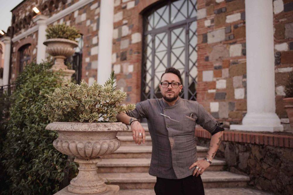 Mirko Pagani, chef