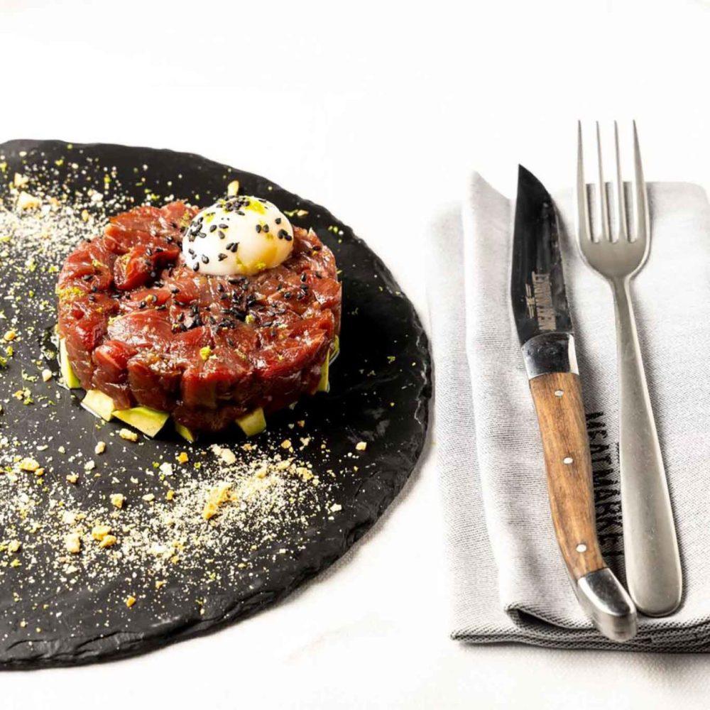 The Meat Market Roma tartare