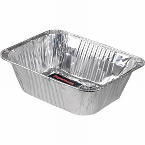 5 Extra Deep Foil Cooking Trays